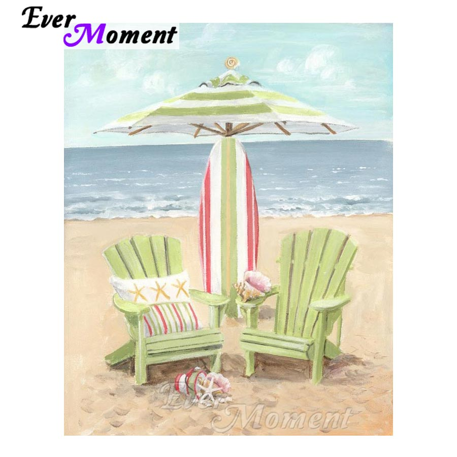 Ever Moment Diamond Painting Scenery Cross Stitch Mosaic Diamond Embroidery 5D DIY Full Square Home Handmade Gift ASF1290