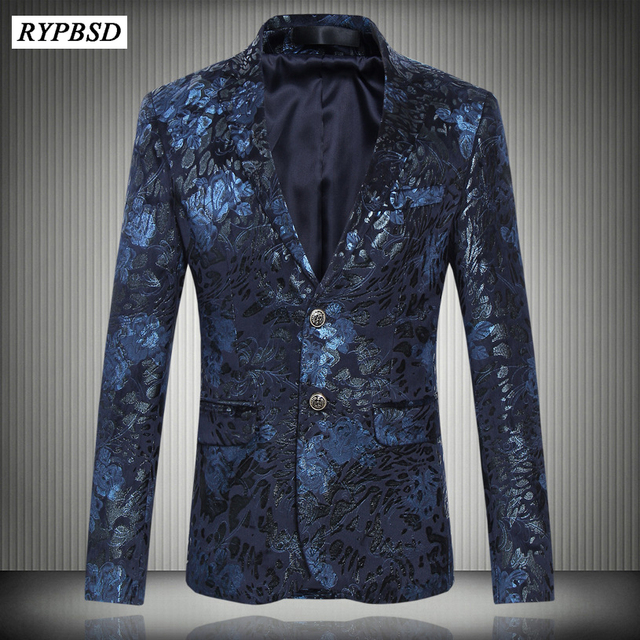 e3f34e75c6b37 2018 hombres trajes de boda para hombre chaqueta informal chaqueta hombres  Slim Fit Casual Blazer Masculino