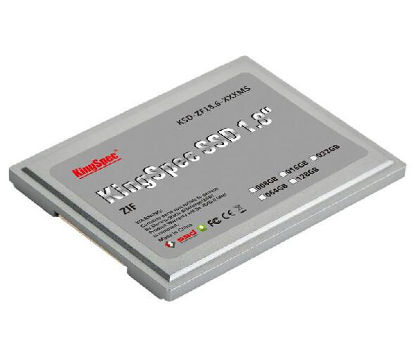 1.8 inch ZIF SSD -8