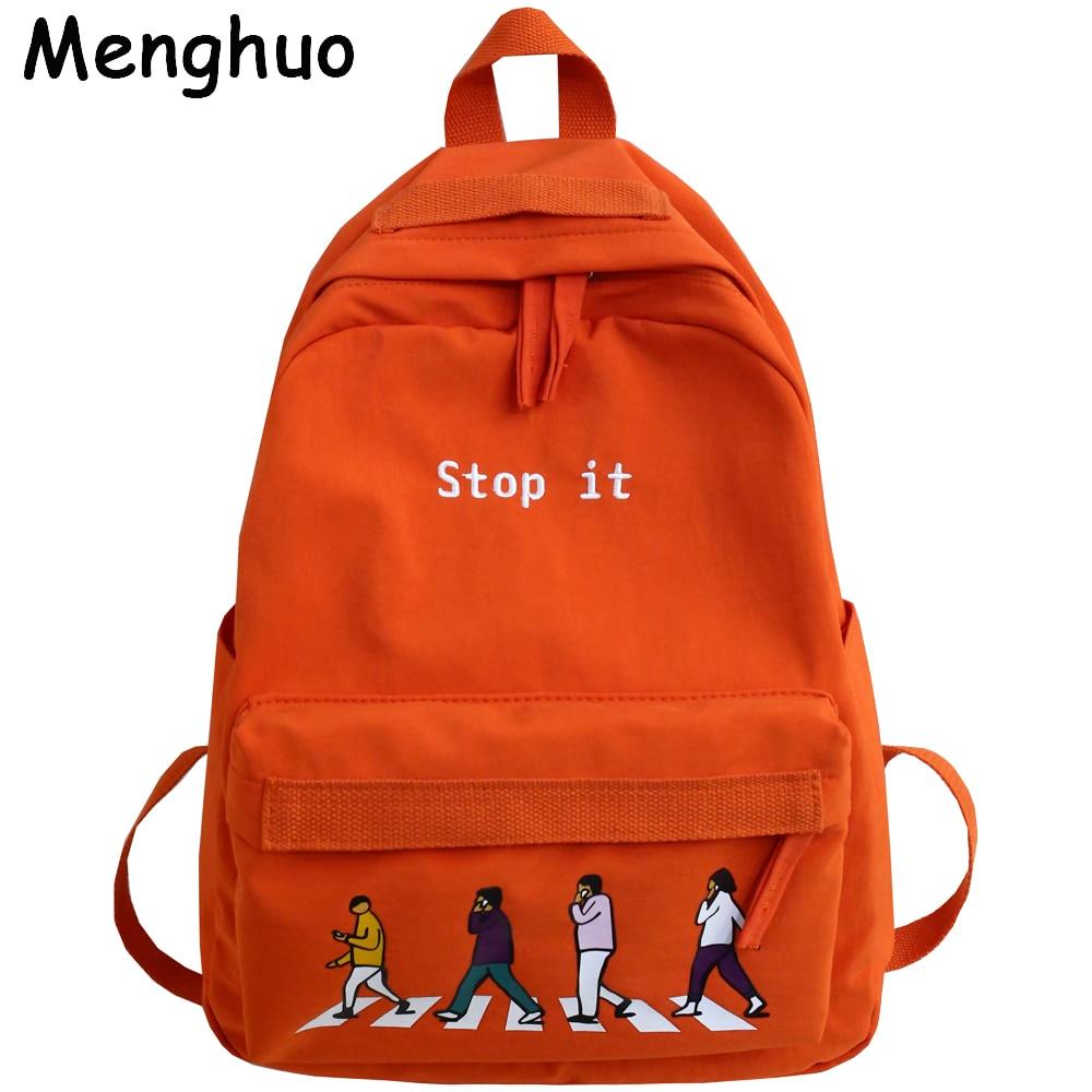 Pretty Style Nylon Women Backpack High Quality Waterproof Nylon School Backpack Fashion Casual Girl Satchel Shoulder Bag Mochila