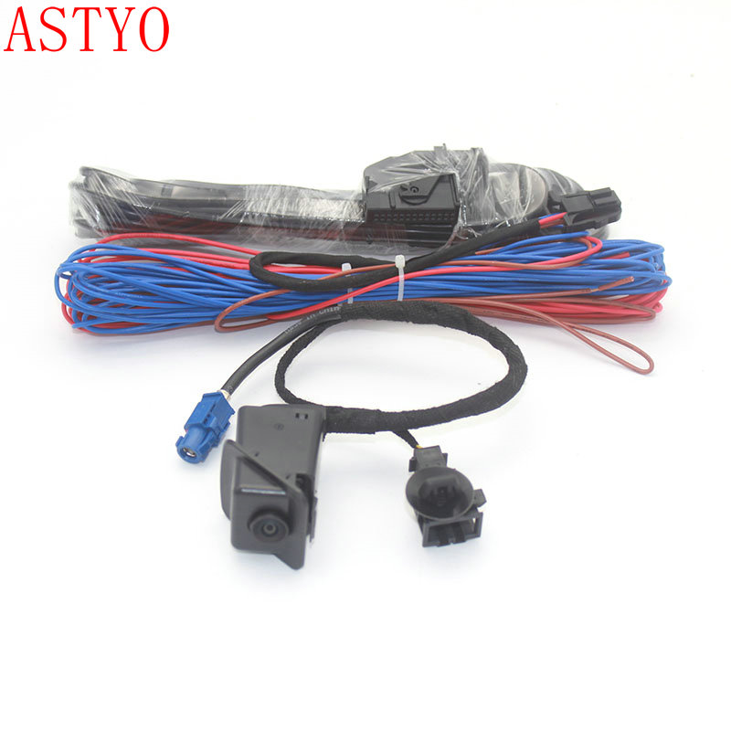 Aliexpress Com Buy Longate Rns510 Camera In Input: ASTYO For VW Scirocco POLO RGB Rear View Reversing Camera