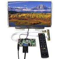 HDMI, VGA, AV аудио USB ЖК дисплей контроллер доска + 13,3 inch LP133WH2 N133BGE 1366x768 ЖК дисплей Экран