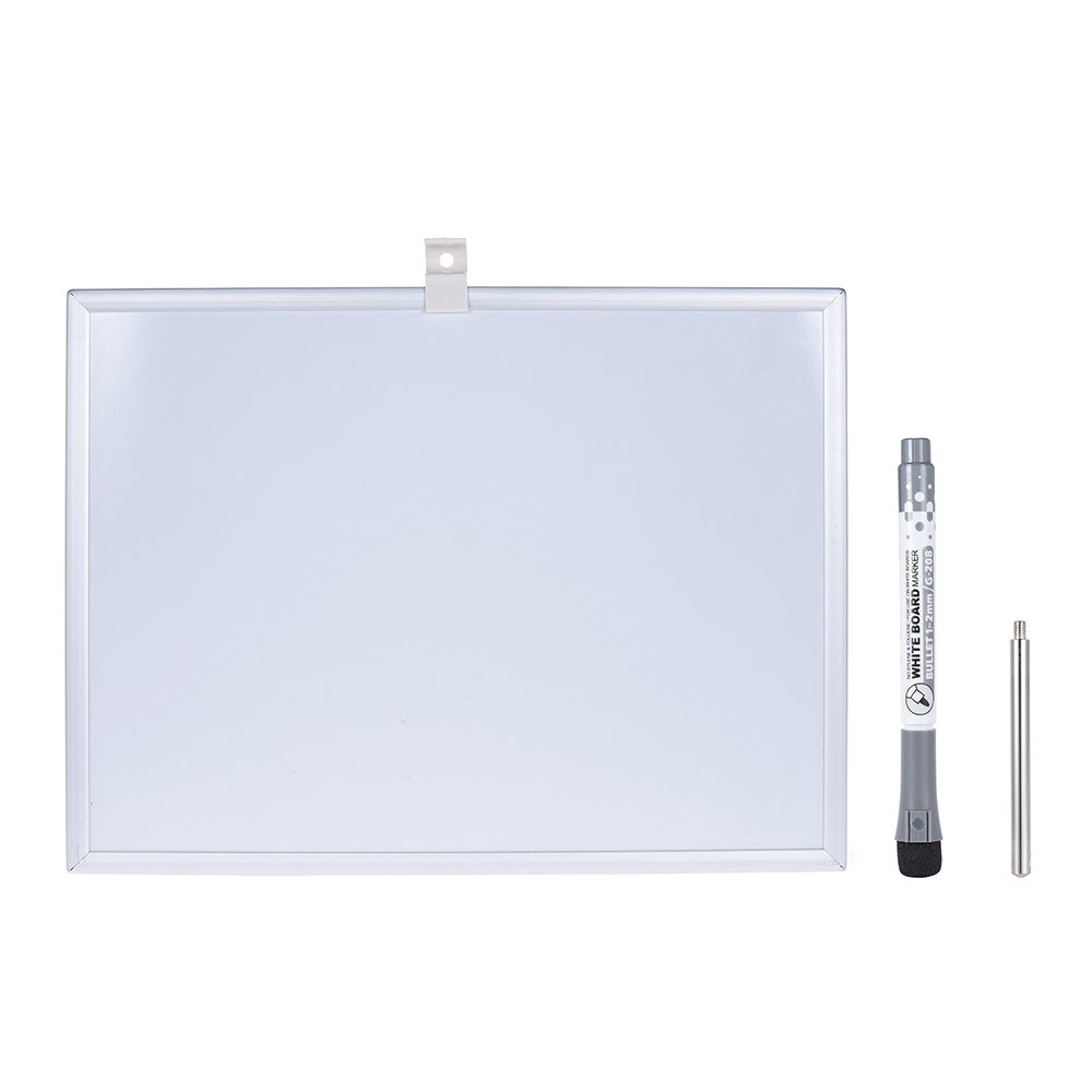 Whiteboard Ständer Dry Erase Magnetic Drawing Writing Board Whiteboard With Marker Pen Holder Stander Aluminum Frame For Office Work Student Kids In Whiteboard From