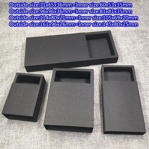 Image 1 - 50 sztuk na prezent, z papieru siarczanowego pudełka do pakowania puste pudełko papierowe DIY pudełka do przechowywania na mydło wyrabiane ręcznie/prezenty/rzemiosło/biżuteria/cukierki/ciasto/Rose