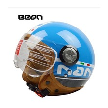 Hotsale font b BEON b font classic font b motorcycle b font helmet men women motos