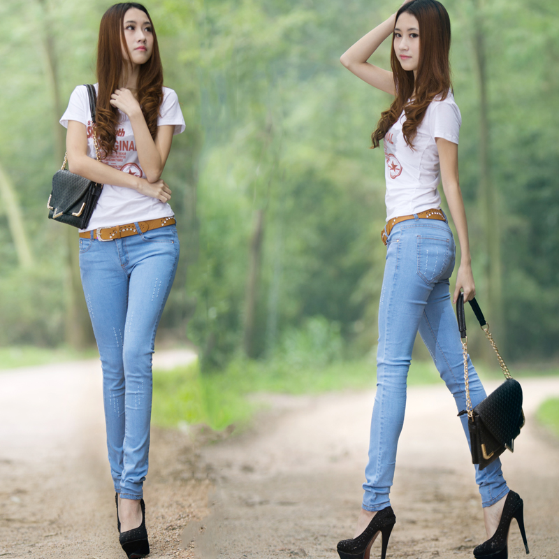 Asian Girl Wallpaper Artka Women S Spring New Knight Series All Match Washed