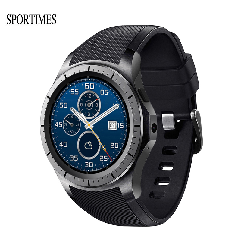 SPORTIMES GW10 Smart Watch GPS Google Play & Map Photograph & Recording Sound Recorder Browser