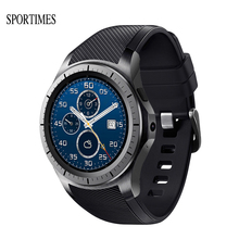SPORTIMES GW10 Smart Watch GPS Google Play & Map Photograph & Recording Sound Recorder Browser And Weather Android and IOS