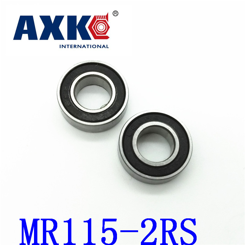 Rolamentos Axk Factory Direct Sale Mr115-2rs 638/5 L-1150 5x11x4 Mm High-quality Goods Model Bearing Helicopter Car Available