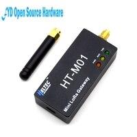 1 компл. HT M01 LoRa шлюз lora базовой станции semtech 433 мГц 470 мГц 868 мГц 915 мГц SX1301 SX1308 чип