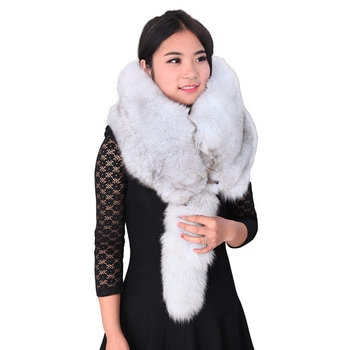 Fox skin men and women fox fur scarf whole fox fur blue fox real fur collar fox fur shawl фото