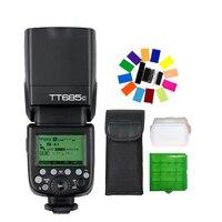 GODOX TT685C E TTL Master Slave Flash Light 2 4G Wireless Speedlite For Canon EOS 650D