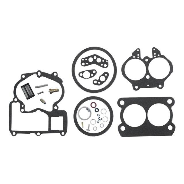 Ремонтный комплект карбюратора для Mercruiser Mercury maritial 3.0L 4.3L 5.0L 5.7L
