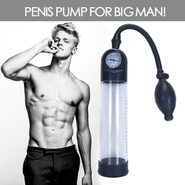CANWIN New Proextender Penis Enlargement With Pressure Meter Canwin Best Extender Vacuum Pump Cock Adult Toys For Men 50 [Sale] hydrotherapy x30 penis pump with instructions penis enlargement water spa penis extender like proextender