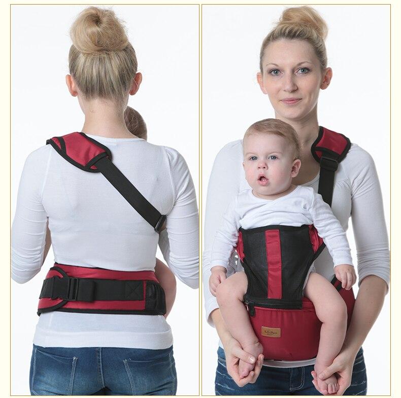 Promotion Backpack Child Carry Bag Seat Belt Bag Baby Chair Belt