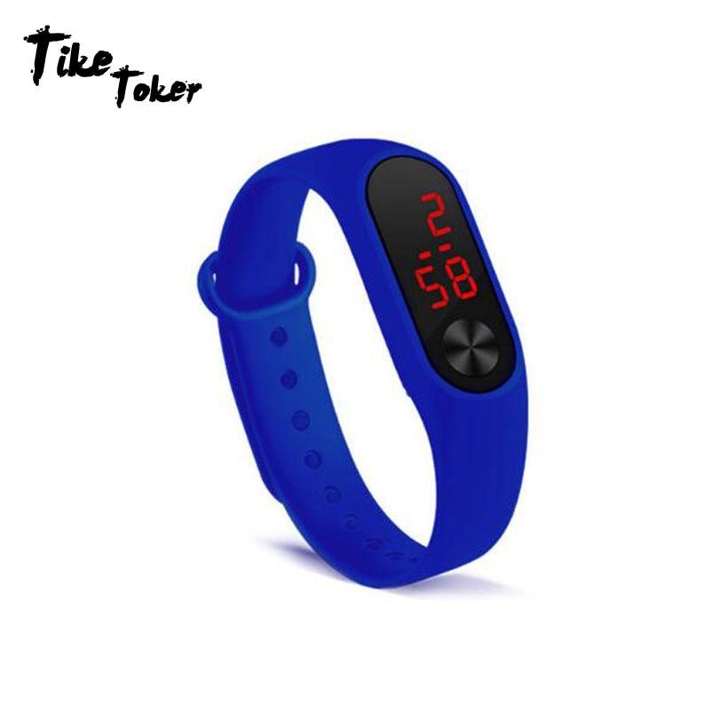 Watches Man Wristband Fitness Digital Sport Electronic Women Clock Bracelet Relogio Casual