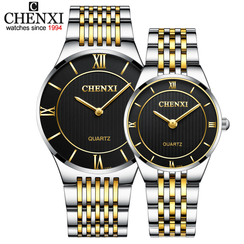 CHENXI Fashion Creative Watches Women Men Quartz-Watch