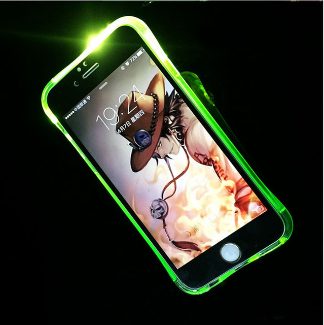 coque iphone 7 led