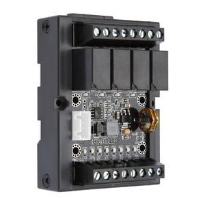 Image 4 - FX1N 10MRプログラマブルロジックコントローラplc産業用制御ボードとシェルdc 10 28v