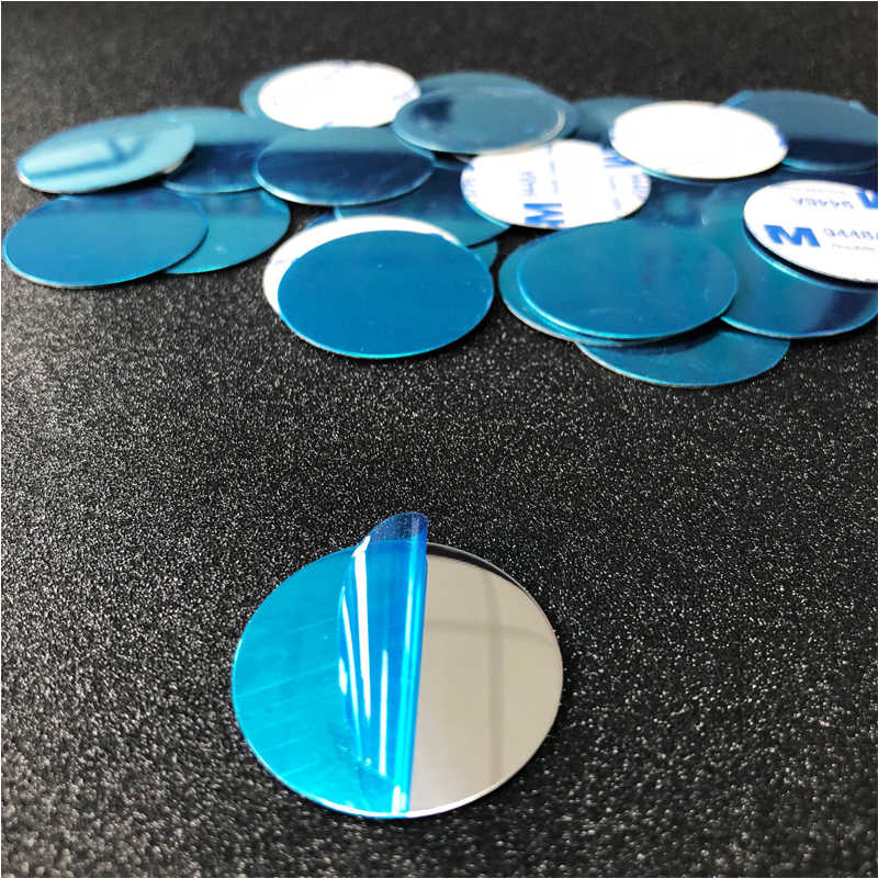 3pcs/lot 40x0.3mm 30x0.3mm Metal Plate disk iron sheet for Magnet Mobile Phone Holder For Magnetic Car Phone Stand holders