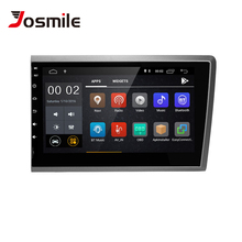 Josmile 2 din Android 8.1 Car Multimedia Player For VOLVO S60 VOLVO V50 V70 XC70 2000 20012002 2003 2004AutoRadio GPS Navigation цена