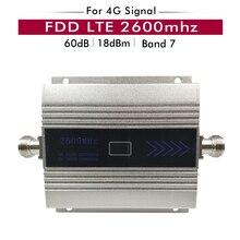 Усилитель сигнала 4G FDD LTE 2600 МГц (LTE Band 7) Φ 4G LTE 2600 сетевой Усилитель мобильного сигнала сотовой связи