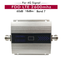 cell phone 4G Signal Booster FDD LTE 2600mhz (LTE Band 7) Cell Phone Signal Repeater 4G LTE 2600 Network Cellular Mobile Signal Amplifier (1)