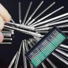 30Pcs/Set Nail Drills Bits Kit Professional Electric Manicure Pedicure Machine Pen Set Accessories Nail Art Machine Tools