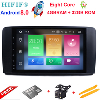 HIFIF 9 Inch 8 CORE Android 8 0 4G Ram 32G Rom CarRadio GPS Navigation For