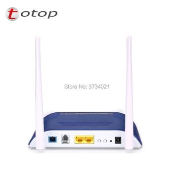 factoy customized EPON Terminal ONU ONT OTP-E502PW EPON with 1GE+1FE+WIFI+POTS ONU,English version,SC APC , similar with Hg8247h
