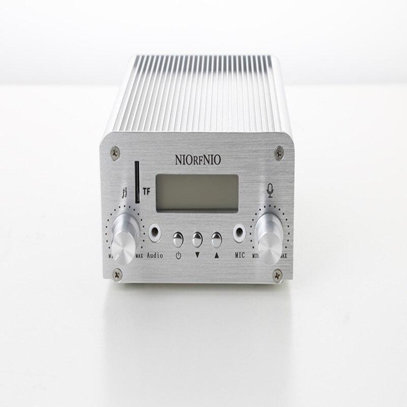 Envío Libre NIO-T6T 1 W/6 W Mini Hogar Equipos de Transmisión de Audio con TF Ta