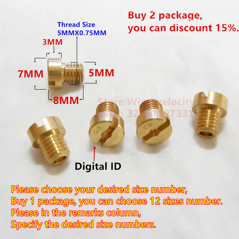 Back To Search Resultshome 5mm Threaded Polini Motorcycle Carburetor Main Jet Dellorto Nc T5 Jnc Phbg Main Injectors Nozzle To Invigorate Health Effectively 12pcs Main Jet / Pack