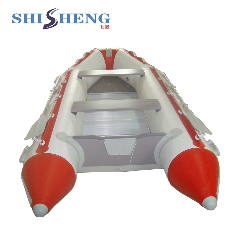CE best-selling pvc material inflatable rafting boat price for sale