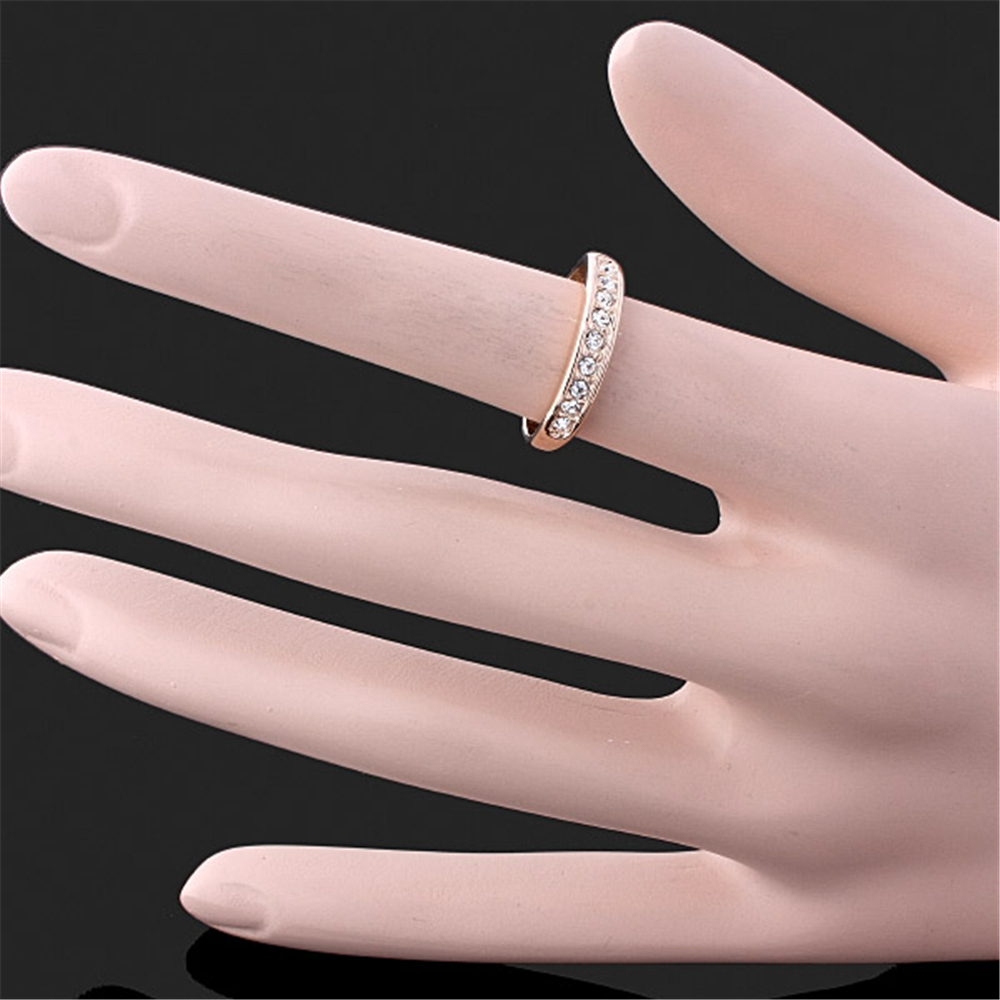 Italina Rigant Genuine Austria Crystal Ring/jewelry With Austrian ...