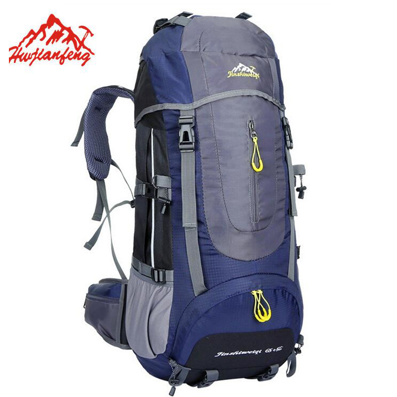 70L Hiking Backpacks Sports Bag Big Capacity Outdoor Bags Mountaineering Women Men Hiking Bag Hunting Travel Backpacks S011 free knight 50l sport bag hiking backpacks big capacity outdoor sports mountaineering camping bag travel backpacks for women men