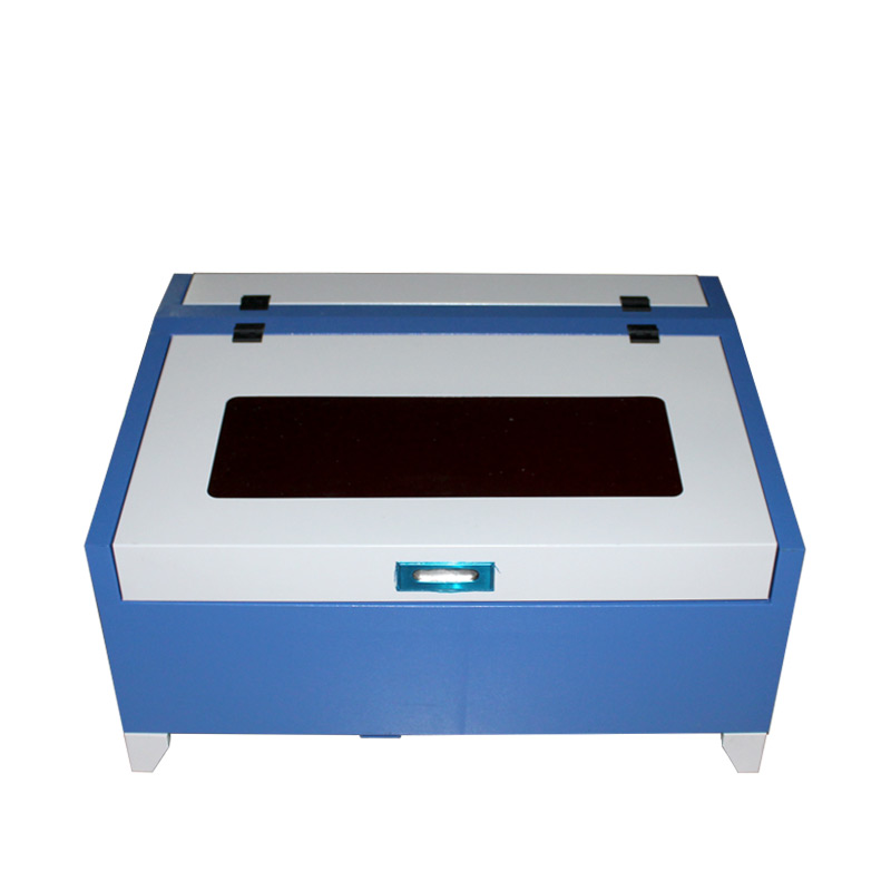 CO2 laser engraving cutting machine 3040 40W usb port Rotary Axis and Honey comb board name plate jewelry engraving and cutting machine laser machine cutting