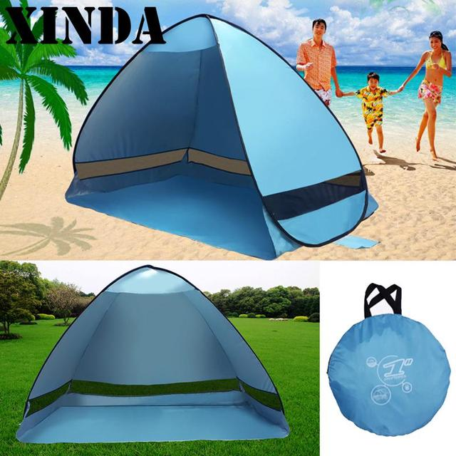 Portable UV Protection Sun Shelter Tent Quick Automatic Beach Sun Shelter Automatic Foldable Sun Shelter DH0002  sc 1 st  AliExpress.com & Portable UV Protection Sun Shelter Tent Quick Automatic Beach Sun ...