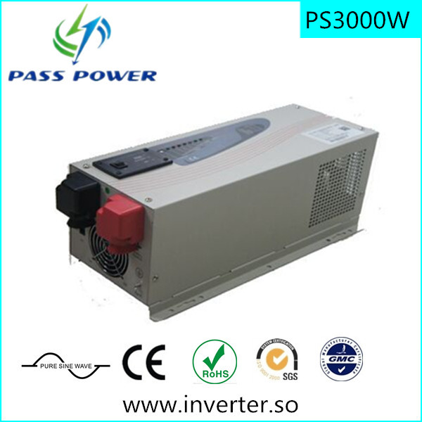 PS3000w Pure Sine Wave Power Inverter With Charger 9000w,off grid power inverter CE&SGS&RoHS&IP30 Approved