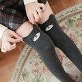 Japonês meias coxa meias de estudantes do sexo feminino bonito do gato dos desenhos animados meias de algodão