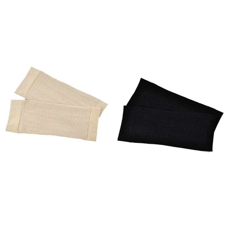 Women Protect Arm Slimmer Thigh Sleeves Waist Belt Body Shaper Control Shapewear