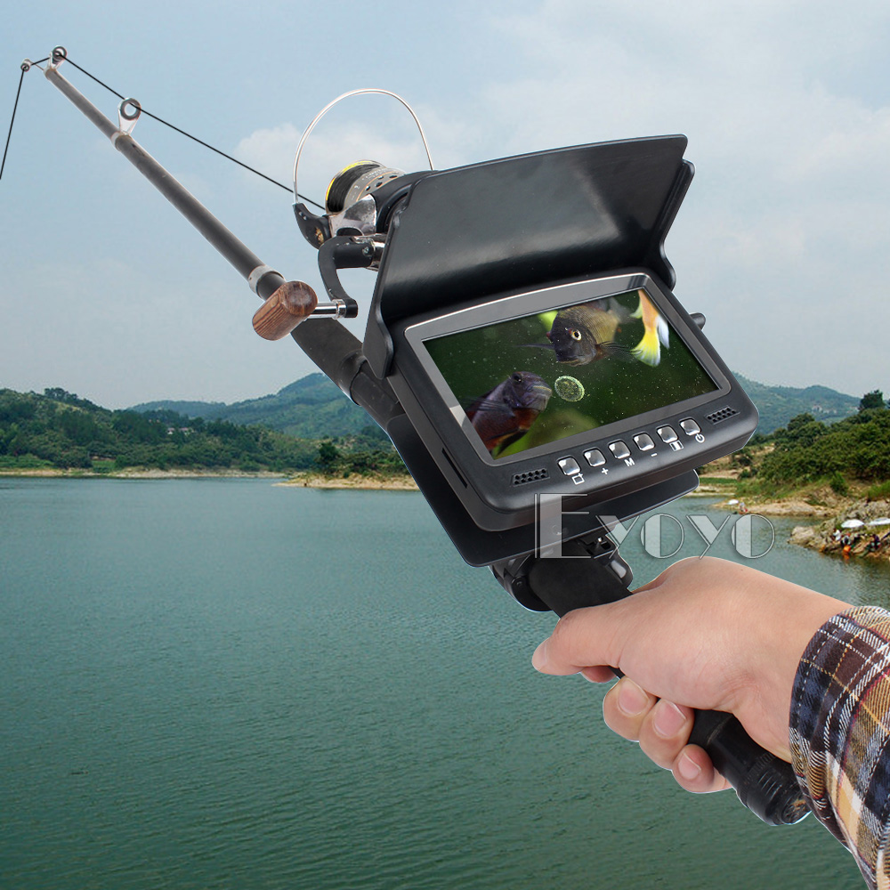 updated eyoyo original 15m underwater 1000tvl ice fishing