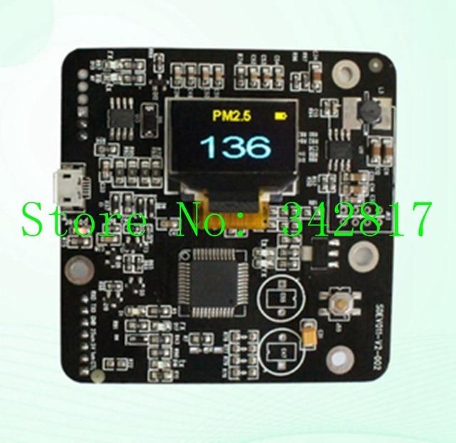 SDEV011 PM2.5 sensor (SDS011) debugging board display panel PM2.5 digital display module
