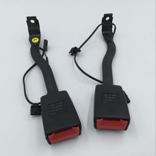 for VW Passat B6 Golf 5 Jetta MK5 Front Left or Right Seat Belt Buckle Padding Socket Plug Connector 1KD 857 756/1KD 857 755