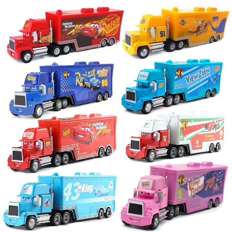 Disney Pixar Car 3 Toy Lightning Mcqueen Jackson Storm Uncle Mike