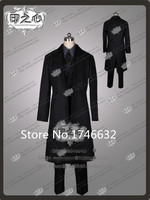 Fate/Stay Night Emiya Kiritsugu Fashion Party Hallowmas Suit Uniform Cosplay Anime Costume Any Size