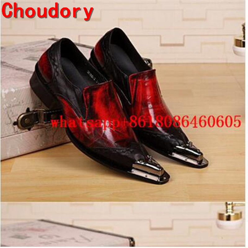 Online Get Cheap Red Dress Shoes for Men -Aliexpress.com | Alibaba ...