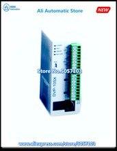 DVP10SX11T 10-o Ponto de Acolhimento 4DI 2DO NPN 24VDC 0.3A 2-Canal 20K Novo