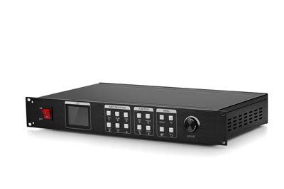 Лидер продаж led Экран видео процессор 1920*1200 светодиодный дисплей Видеопроцессор DVI/HDMI/VGA Поддержка установить 2 шт. MSD300 или TS802D