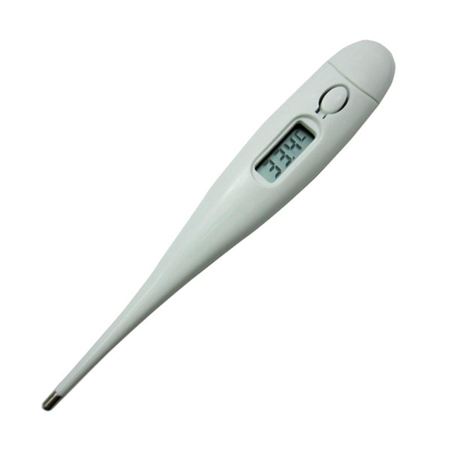 Baby Child Adult Body Digital LCD Heating Temperature Checker