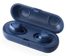 TWS esportes mini fones de ouvido bluetooth fones de ouvido fones de ouvido Bluetooth Sem Fio com carga/caixa de armazenamento para IOS Android